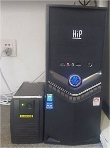 Used Desktop PCs for sale (4 units available; price negotiable)
