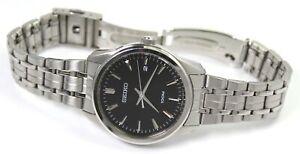 SEIKO Men's Stainless Steel Quartz Watch