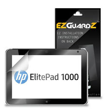 2X EZguardz LCD Screen Protector Cover HD 2X For HP ElitePad 1000 G2 (Clear)