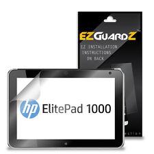 3X EZguardz LCD Screen Protector Skin HD 3X For HP ElitePad 1000 G2 (Clear)