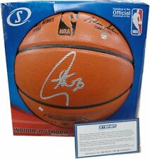 Stephen Curry Hand Signed Autographed NBA  All Surface I/O Basketball Steiner