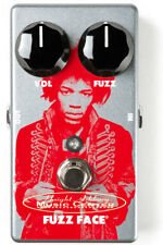 MXR JHM5 Jimi Hendrix Fuzz Face Distortion Guitar Effect Pedal