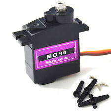 MG90 Metal Gear Micro Servo Boat Car Plane for Trex Align 450 RC Helicopter