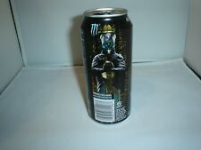 Monster Energy Assassin's Creed Origins EMPTY Lo-Carb Can RARE