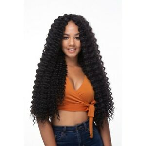 """Obsession Long Synthetic Curly Wavy Crochet Hair Braid Extension -Deep Twist 26"""""""