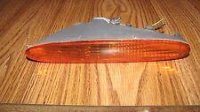 98-03 JAGUAR XJ8 FRONT TURN SIGNAL LIGHT LH OEM DRIVER