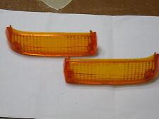 ALFA ROMEO SUD TI /PLASTICHE FRECCE ANTERIORI CARELLO / indicator light lens