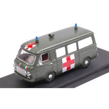 FIAT 238 AMBULANZA ESERCITO ITALIANO 1:43 Rio Ambulanze Die Cast Modellino