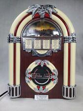 Jukebox Vintage W/Box AM/FM Radio Spirit of St Louis NM Collectable Music retro