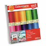 Gutermann - Thread Set: Sew-All 10 x 100m Assorted colours
