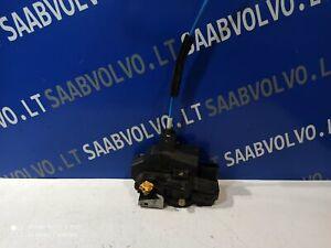 SAAB 9-3 YS3F Front Left Door Lock 12759689 2006 12216561