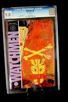 Watchmen #5 (1987) - CGC Grade 9.0 - Copper Age Alan Moore, Dave Gibbons