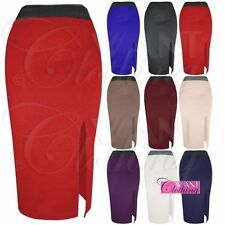 Unbranded Polyester Formal Plus Size Skirts for Women