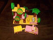 PlayBig BLOXX® - Hello Kitty 57015 - Safaripark / Safari Ausflug
