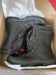 ABOUTBLU Working Safety Boots BNIB Size UK13