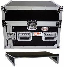 Pro X T-6MR 6U x10U Space Combo Flight Ready Rack Case+FREE Sliding Laptop Shelf