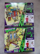 Teenage Mutant Ninja Turtles Zip Line Action Playset for Figures TMNT (No Figs)