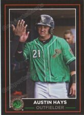 Baseball Trading Cards 2019 Norfolk Tides Chance Sisco RC Rookie Baltimore Orioles