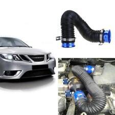 """Car 3"""" Flexible Air Intake Pipe Inlet Hose Tube Duct Multi Aluminum Adapter Hose"""
