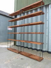 Steel Handmade Bookcases, Shelving & Storage Furniture