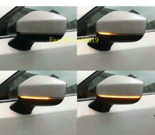 for MAZDA CX-5 2017 2018 CX-8 CX-9  LED Side Wing Dynamic Turn Signal Light