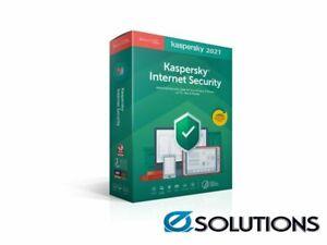 Kaspersky Internet Security Advanced 3 Device 1 Year License Key 2021