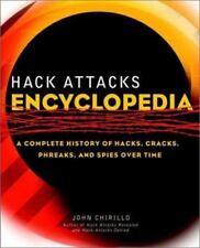 Hack Attacks Encyclopedia: A Complete History of Hacks, Cracks,-ExLibrary