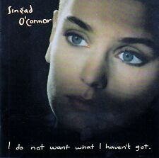 SINEAD O'CONNOR : I DO NOT WANT WHAT I HAVEN'T GOT / CD (ENSIGN RECORDS 1990)