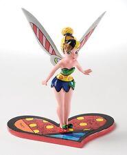 Walt Disney Romero Britto  Figur Tinker Bell Elfe 4023847 Neu