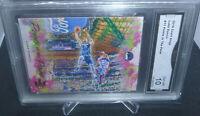 2019-20 Court Kings Luka Doncic Points In The Paint GMA Graded Gem Mint 10