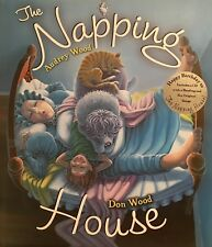 SET: The Napping House (with CD), Pig Pie Po, & Silly Sally (Hardcovers) NEW