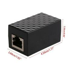 Useful Network Lightning Arrester RJ-45 Adapter Ethernet Surge Protector