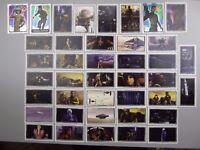 40 Stück Topps Star Wars REBELS Sammelkarten selbstklebend