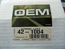 Cardone 42-1004 Reman Window Motor Free US Shipping