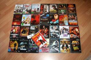 #118 > SET mit 30 DVDs u.a. Death Proof , FLUG DES PHOENIX etc.