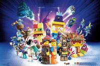 LEGO MOVIE 2 - CHARACTER COLLAGE POSTER - 22x34 - 17219