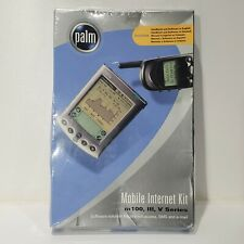 Palm Mobile Internet Kit M100 III V Series SMS Email Old Stock Sealed Bad Box