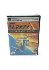 Microsoft Flight Simulator X (FSX) Gold Edition 2008 Acceleration Expansion Pack