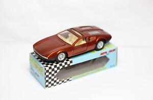 Auto Pilen No 313 De Tomaso Mangusta In Its Original Box - Excellent Vintage