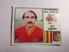 VITO CHIMENTI CATANZARO Figurina album Calciatori Panini 1979/80 n°95 rec.