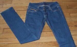 LE TEMPS DES CERISES Jeans pour Femme W 27 - L 34  Taille Fr 36 (Réf E389)