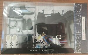 BARBIE BASICS COLLECTION 002 Look No. 04 KEN Accessory Pack 2010