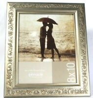 """1 Count Pinnacle Showcase Your Life 8"""" X 10"""" Gold Wooden Picture Frame"""