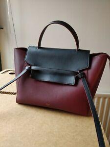 Celine Belt Bag Colour block Two Tone