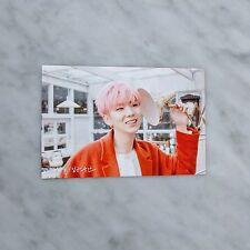 Monsta X [The memories] in November Official Goods - 2 Post cards Kihyun Minhyuk
