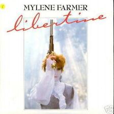 MYLENE FARMER 45 T FRANCE LIBERTINE