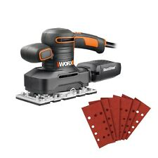 WORX 250W 1/3 Sheet Finishing Sander