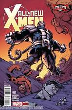 All New X-Men #11 Comic Book 2016 - Marvel