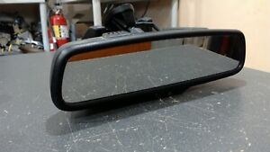 2011 2013 JEEP GRAND CHEROKEE INTERIOR REAR VIEW MIRROR WITH AUTOMATIC HIGH BEAM