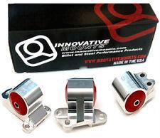 Innovative Motor Mounts Kit Civic 92-95 Integra 94-01 Billet 3 Bolt Post Mount